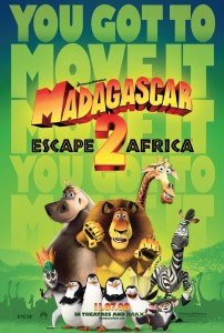 Madagascar 2 - The Game