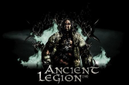 Gioco di ruolo italiano per iPhone: Ancient Legion.
