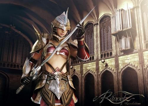 Rappelz: MMORPG fantasy gratuito.