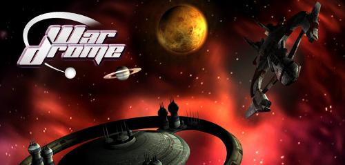 Gioco spaziale di fantascienza: WarDrome.