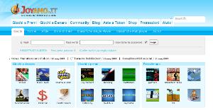 Un social network di giochi online.