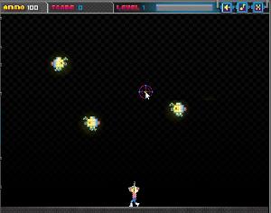 Pixel ranger, un nuovo gioco di Facebook