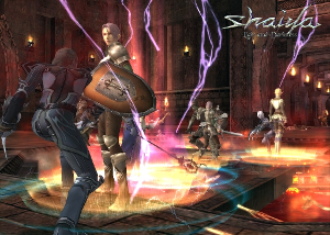Shaiya, un MMORPG fantasy, dall'ambientazione stupenda