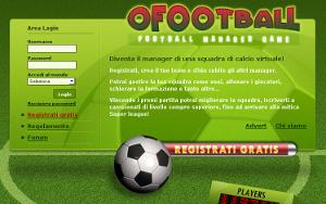 Manageriale sul calcio, OFootball