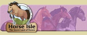 Horse Isle, gioco di cavalli.