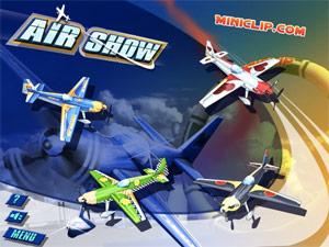 Air Show, il gioco.