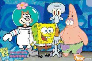 Giochi gratis SpongeBob online.