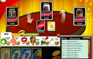Uno, gioco di carte online.
