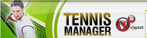 Tennis Manager online.