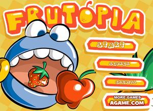 Gioco di frutta: Frutopia.