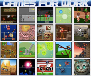 Games for work