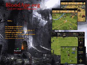 Blood Age è un bellissimo gioco di ruolo online in ambientazione fantasy.