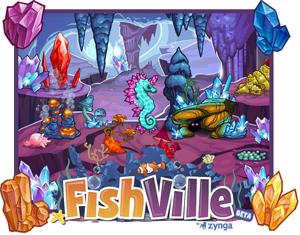 Alleva pesci nel tuo acquario con FishVille, su Facebook.