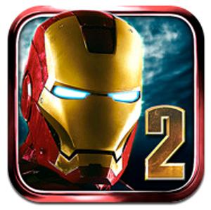 Il gioco di Iron Man 2 per iPad.