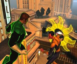 Dc Universe Online, il gioco on line dei supereroi.
