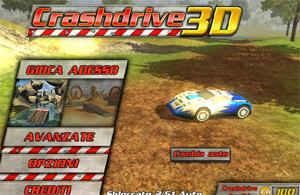 Crashdrive 3D, corse e acrobazie online.