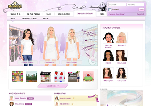 Stardoll: Fashion community online