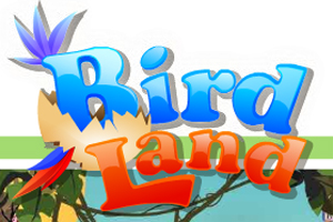 Alleva tanti amici pennuti in Bird land!