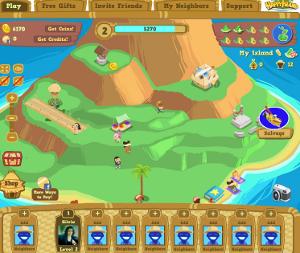 Crea la tua isola virtuale su happy island for Crea la tua casa virtuale