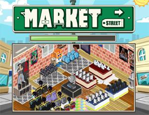 Market Street, gestisci il tuo Supermercato su Facebook.