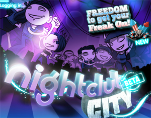 Night Club City, gestisci un night per gioco, su Facebook.