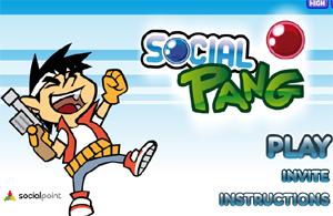 Social Pang su Facebook.