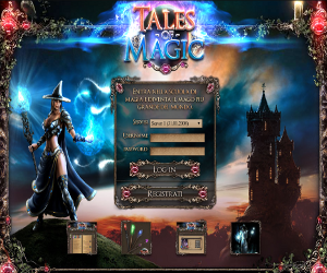 Tales Of Magic, gioco di ruolo di magia.