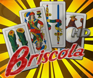 Briscola HD: briscola multiplayer su iPad.