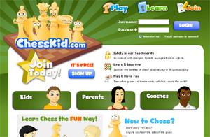 Scacchi online per bambini.