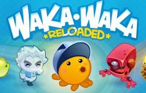 PacMan su Facebook: Waka waka reloaded