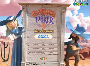 Texas Hold'Em su Governor of Poker 2.