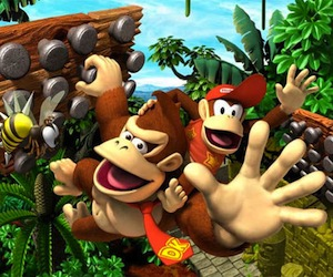Donkey Kong Country Returns.