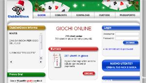 Giochi di società online.