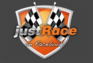 Just Race, corse in 3D su FB.