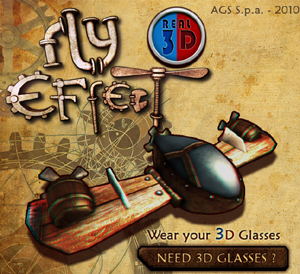 Fly Effect Real 3D HD.