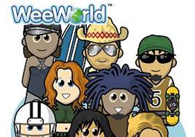 Wee World, la comunità online per i bambini.