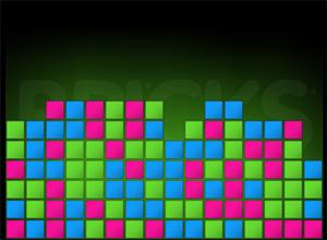 Bricks, un puzzle-game su Netlog.