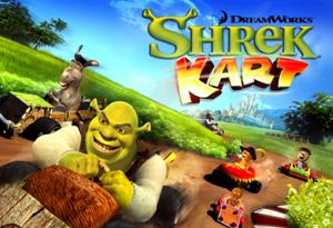 Shrek Kart HD