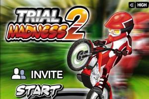 Trial Madness 2 su facebook