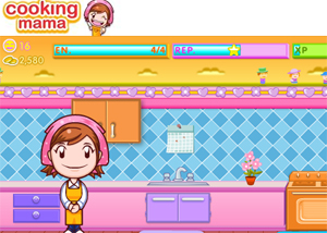 Cooking Mama su Facebook