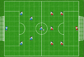 Ggoal, calcio strategico in real-time!