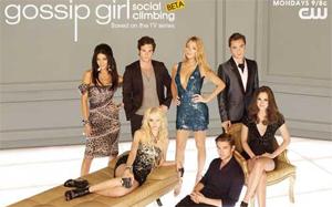 Gossip Girl Social Climbing su Facebook