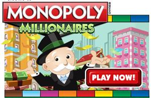 Monopoly Milionaires, il Monopoli in Facebook!