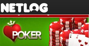 Poker online su Netlog.