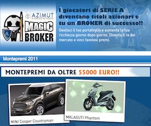 Azimut Magic Broker