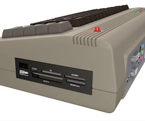 New Commodore 64
