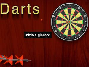 Freccette online con Darts Practice