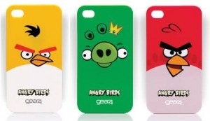 Angry Birds Cover.