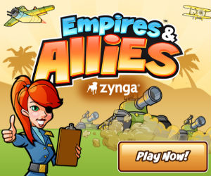 Empires & Allies Zynga.