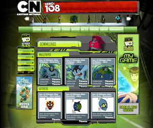 Giochi online di Ben 10 Ultimate Alien